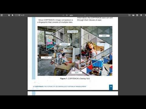Обзор Whitepaper проекта Copytrack