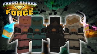 Terbang di Luar Angkasa! - Minecraft Terra Swoop Force