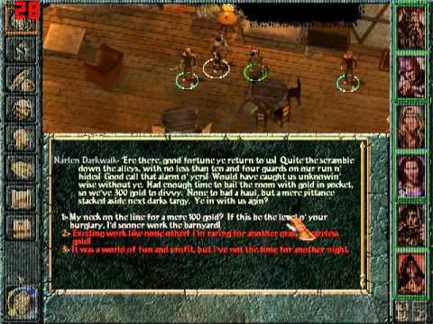 (Baldur's Gate)Thieves' Guild [1/2] |