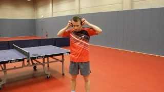 Tischtennis ohne Ton: Die deutsche Gehörlosen-Nationalmannschaft