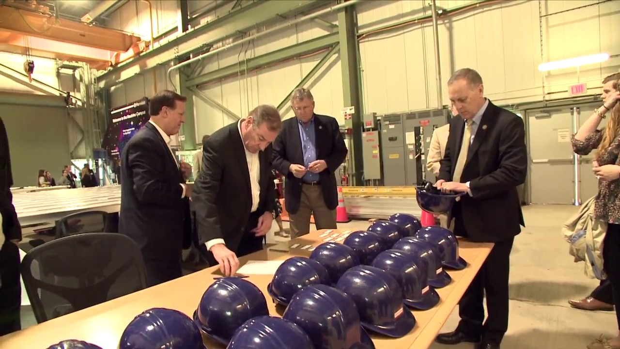 U.S. House of Representatives Committee on Science, Space and Technology Delegates visit Fermilab