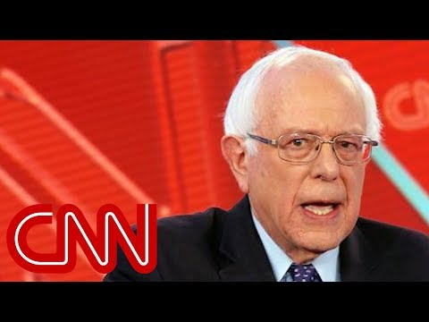 CNN: Is Bernie Sanders still credible to rally against millionaires?