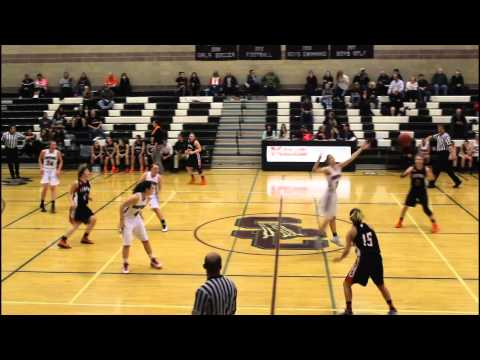 Silver Creek versus GREELEY CENTRAL Womens Varsity Basketbal