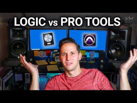 BEST software for recording? (Logic vs Pro Tools)