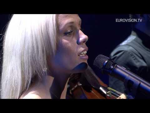 Greta Salóme & Jónsi - Never Forget (Iceland) 1st Rehearsal