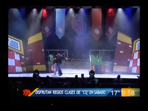 Las Noticias - Disfrutan Regios clases de CQ en Sabado Videos De Viajes