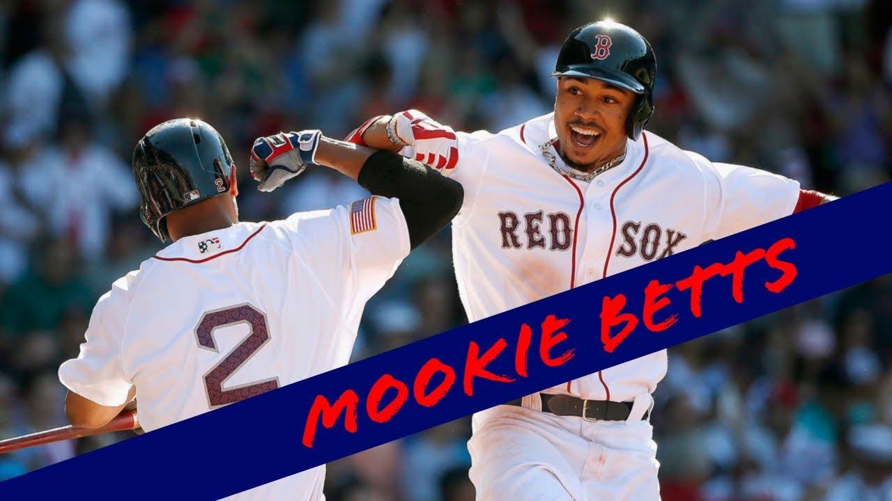 mookie betts highlights