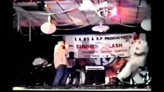 Arawak Indian & Apache Waria LIVE @ Summer Splash 95