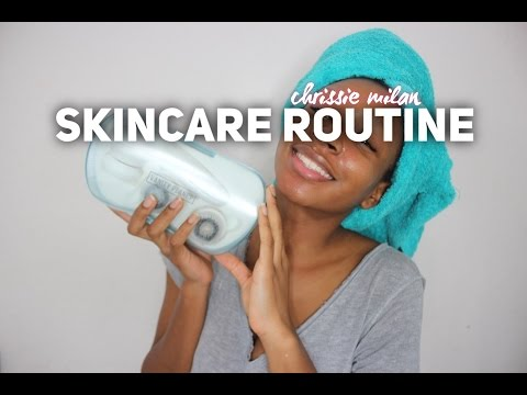UPDATED SKINCARE ROUTINE | ft VANITY PLANET