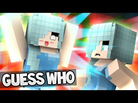 Katelyn's EVERYWHERE | Minecraft Guess Who!