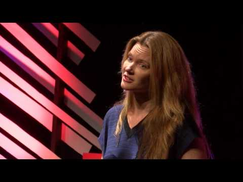 Visionaries are People Who Can See In The Dark | Justine Musk | TEDxUIUC
