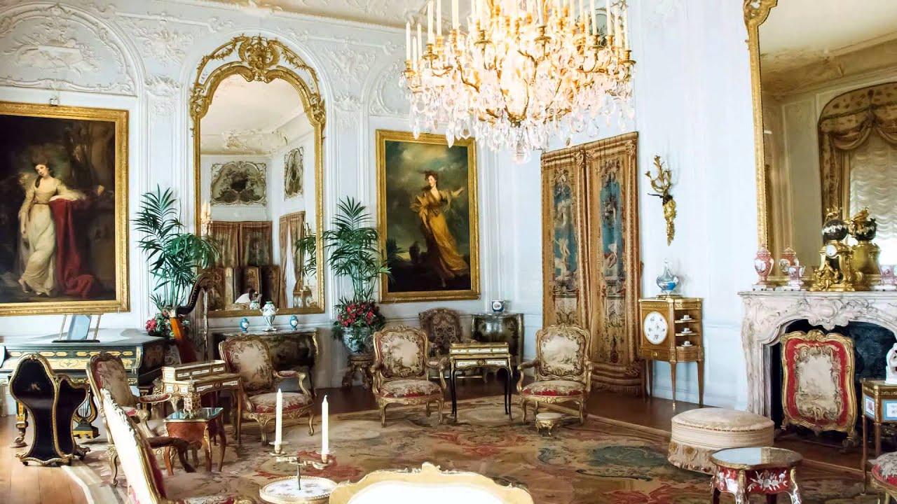 Waddesdon Manor - The Inside Revealed - YouTube