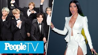 BTS Drops New Single 'A Brand New Day', Cardi B To Never Get Plastic Surgery Again   PeopleTV