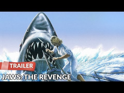 Jaws: The Revenge 1987  HD  Lorraine Gary  Lance Guest