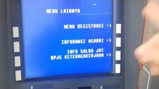 Video Cara daftar Bri Mobile Banking via ATM Bri download MP3, 3GP, MP4, WEBM, AVI, FLV November 2018
