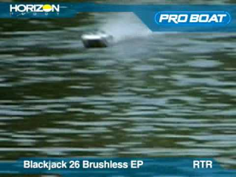 Blackjack 26 brushless rtr