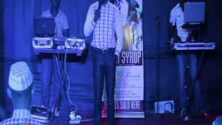 Mc Franchez at Laugh Syrup with Forever