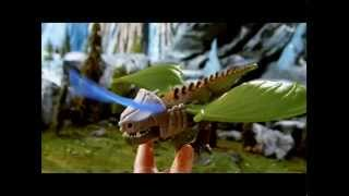 Иккинг и Беззубик против дракона в доспехах - Новые игрушки Dragons - уже в продаже на TOY.RU!