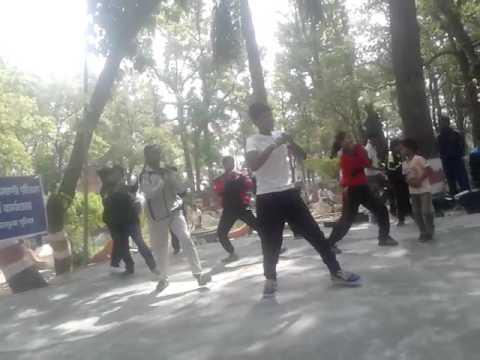 Surguja taekwondo friend clud