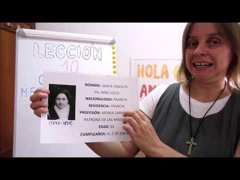 Hola amigos - 10. lekce španělštiny s misionářkou