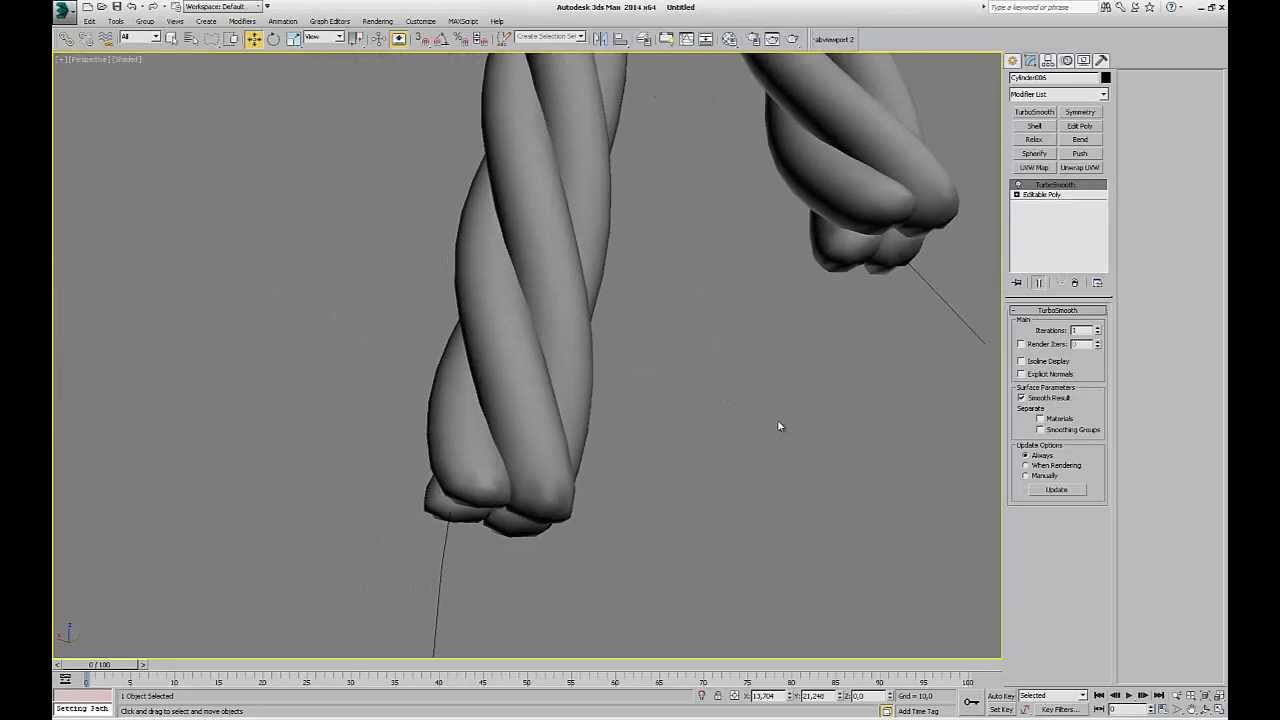 Ropes in 3ds max - Evermotion