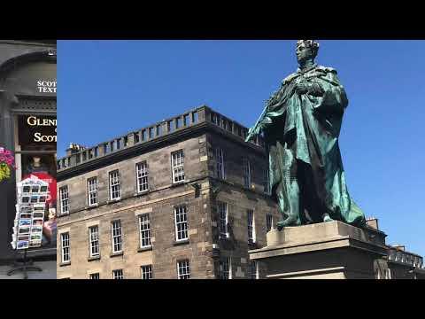 Descopera Marea Britanie  5.06.20 - Despre Edinburgh