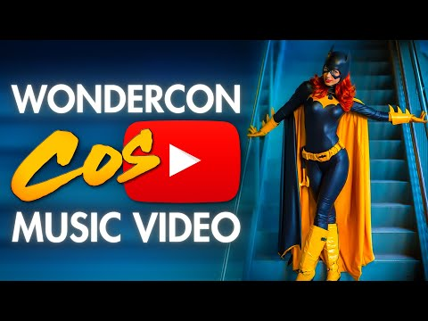 WonderCon 2017 - Cosplay Music Video