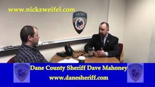 Supe. Talk: Supervisor Zweifel Sits Down with Dane County Sheriff Dave Mahoney