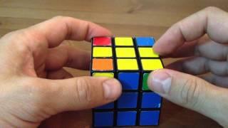 3x3 Rubik Küp - Kolay Anlatım - 3. Kısım