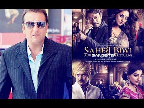 Sanjay Dutt Joins Jimmy Sheirgill & Mahie Gill In Saheb, Biwi Aur Gangster 3 | SpotboyE