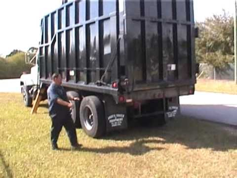 Grapple Truck 1994 Mack For Sale Youtube