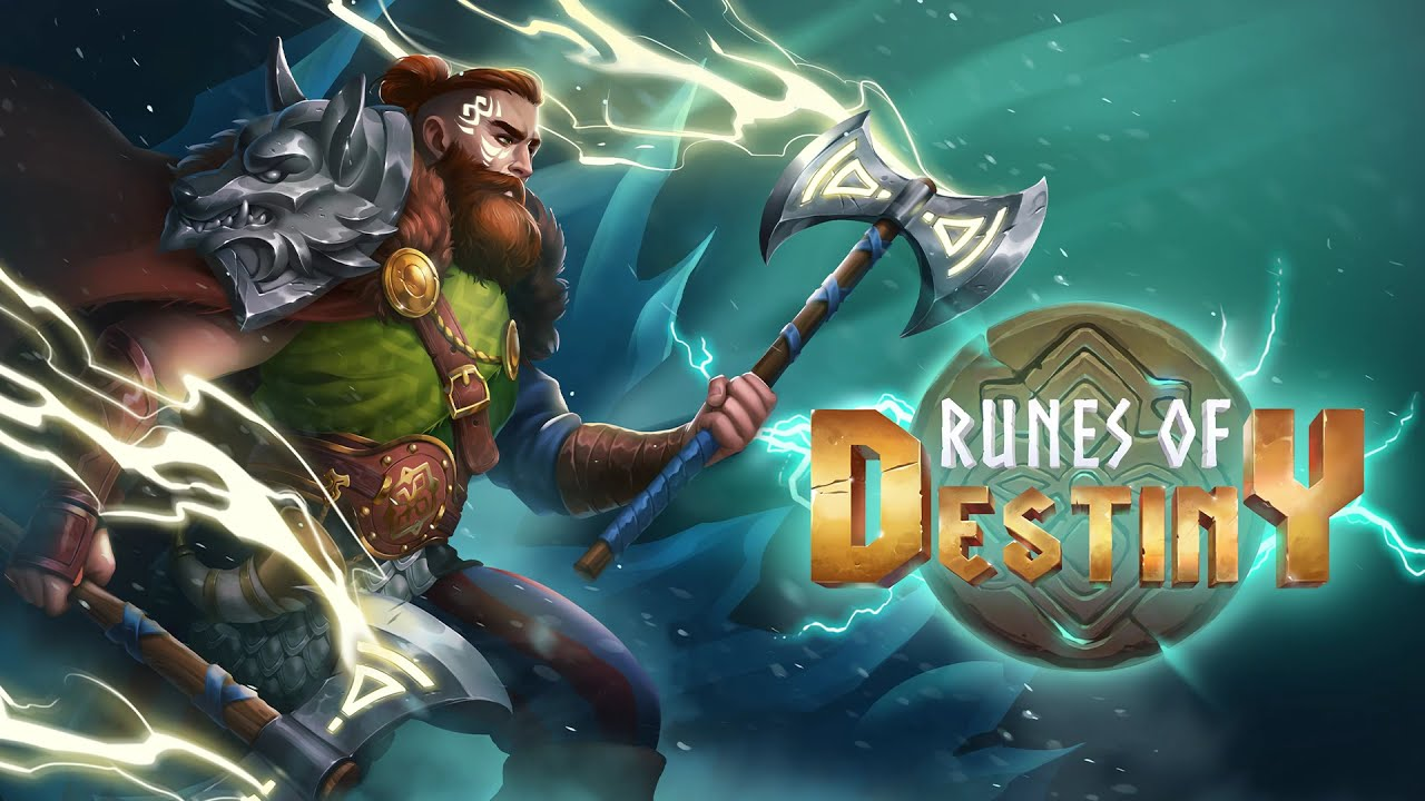 Runes of Destiny - Evoplay