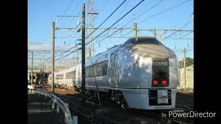 わくわく舞浜号 車内放送 舞浜発車後 水戸到着前 車内放送