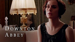 A House Grieving: Mr Carson Comforts Mary | Downton Abbey