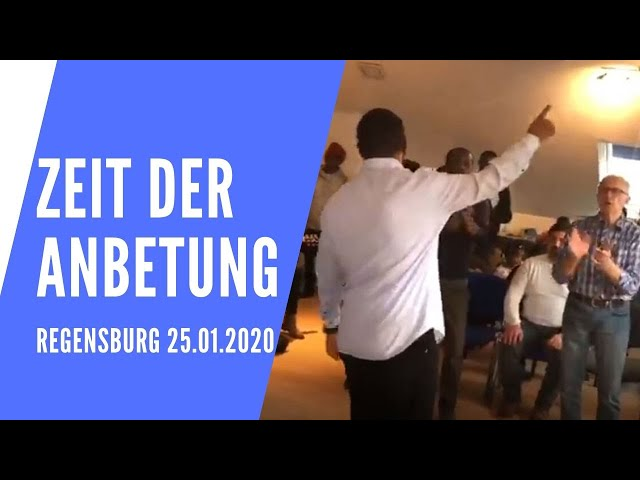 Zeit der Anbetung 2 (Regensburg 25.01.2020)