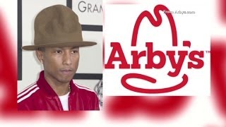 Pharrell's hat trick steals the show