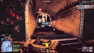 Battlefield 4 Mod Menu Gameplay (PC)