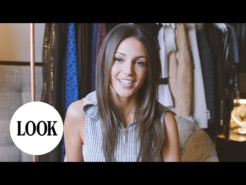 Michelle Keegan's Top 5 New Year's Style Tips