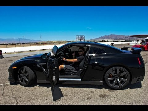 Driven Nissan Skyline R35 Gtr Black Edition Youtube