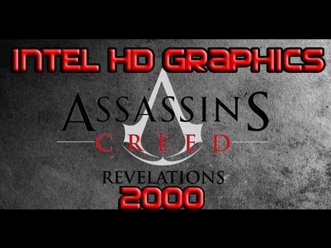 Intel HD Graphics 2000:Assassins Creed Revelations - YouTube