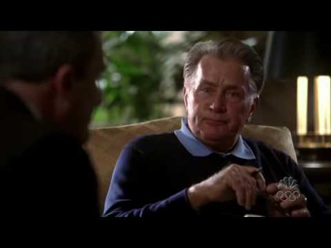 West Wing - Jed introduces his future son-in-law to the join chiefs