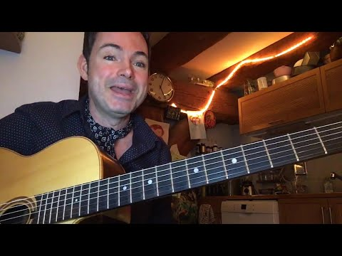 My Secret To Swinging Like Crazy!  (LIVE - replay here) - Gypsy Jazz Guitar Secrets Lesson