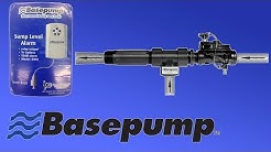 Water Powered Backup Sump Pump - Basepump - Water Powered Backup Sump Pump
