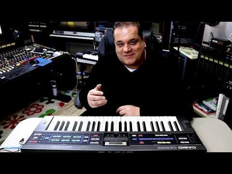Casio CZ-1000 sounds