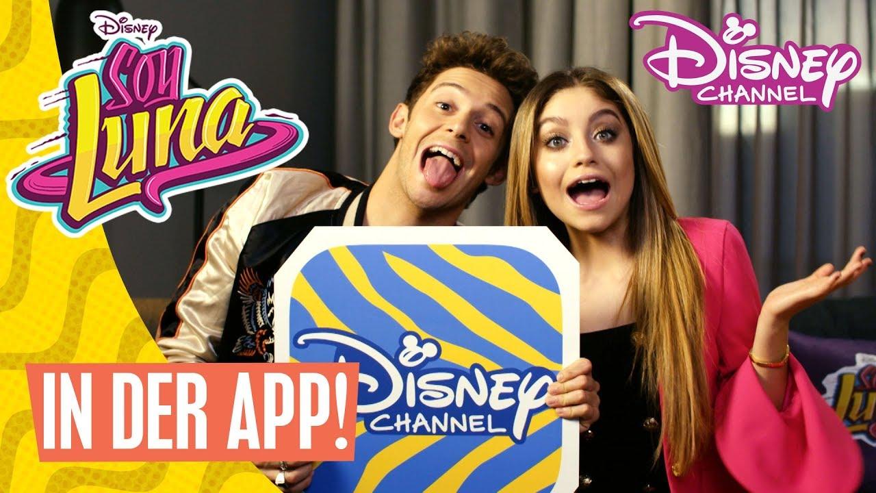 Soy Luna Alle Folgen In Der Disney Channel App Youtube