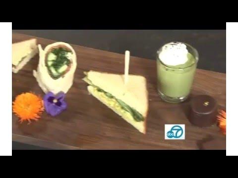 ABC7's Eye on L.A. Visits American Tea Room DTLA