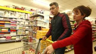 Cash card restores dignity for refugees in Greece