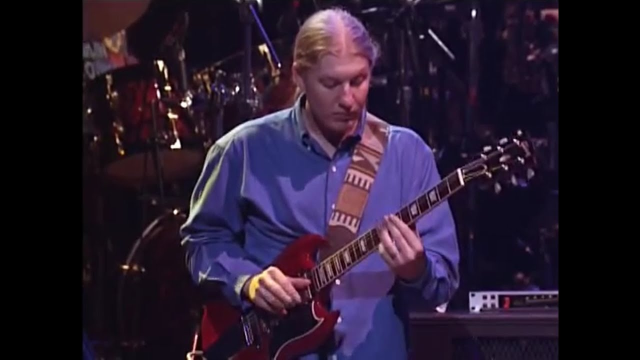 Download The Allman Brothers Band - Live at the Beacon Theatre DVD (03-26-2003)