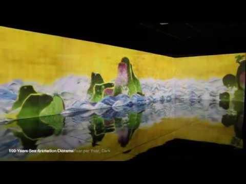 teamLab world: Dance! Art Museum,Learn&Play! Future Park  / Promotion Movie (art & kids ver.)