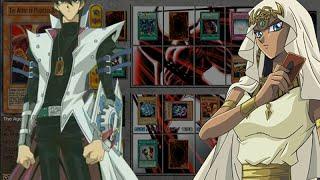 Yu-Gi-Oh! Power Of Chaos Isis MOD's (Ishizu Vs Kaiba) : gameplay